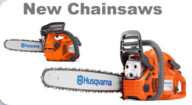 New husqvarna Chainsaws